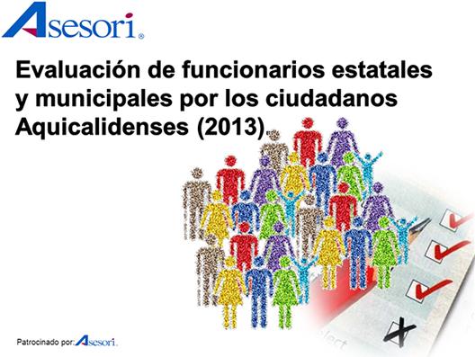 Estudio Funcionarios Públicos 2013