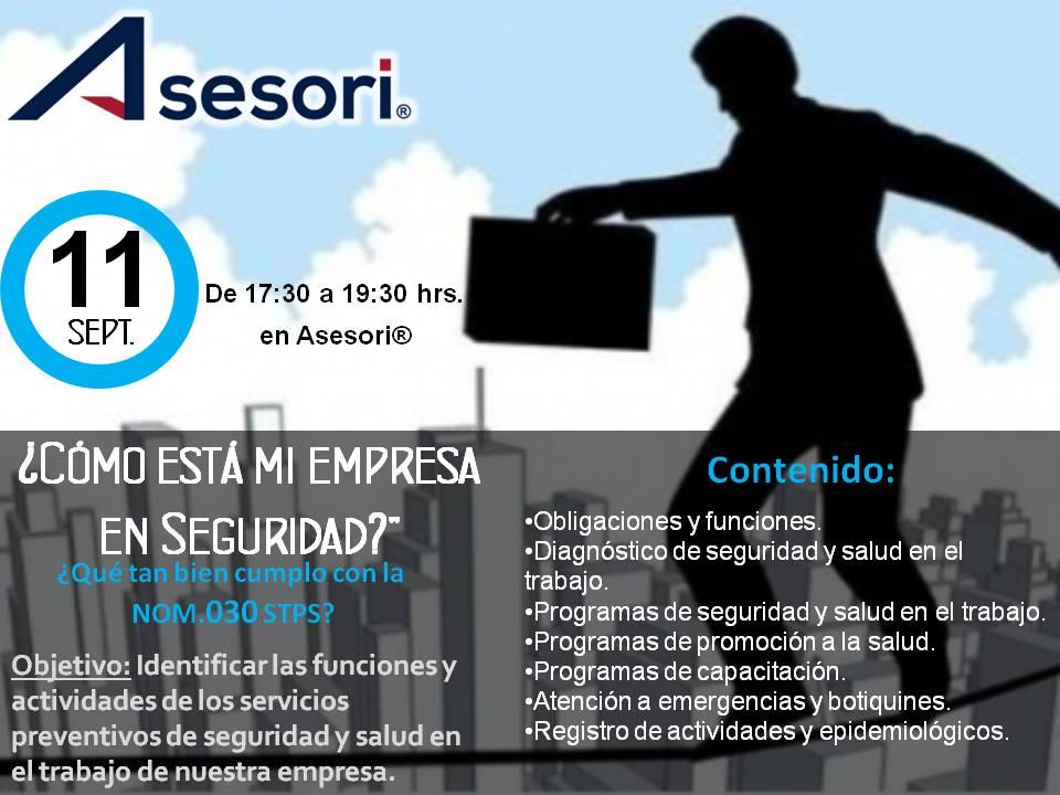 Curso Seguridad Salud